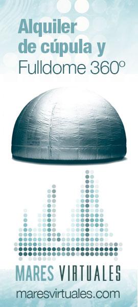 Alquiler de cúpula y folldome 360º