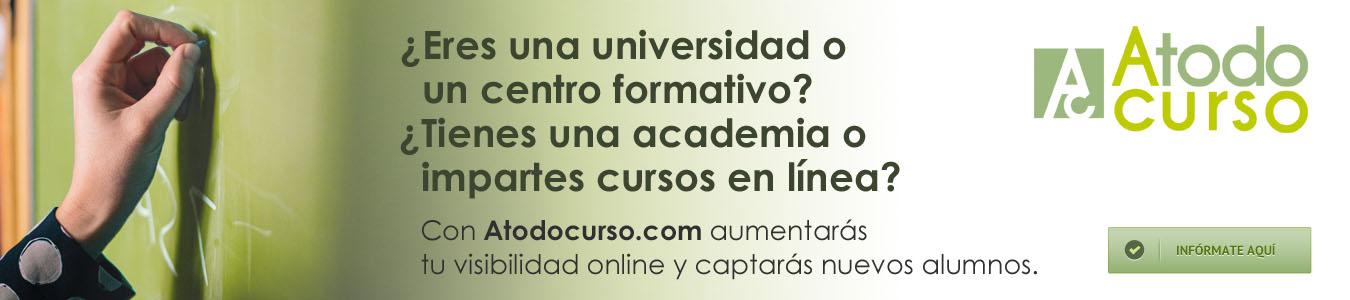 Únete a Atodocurso.com